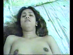 Indian Girl Assfucked by her..