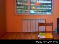 Morena pivonazo webcam..