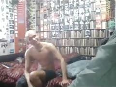 Home made webcam stiffener