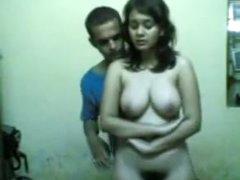 Desi stripped