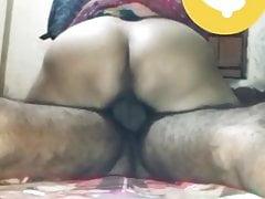 Desi Huge ass aunty fucked..