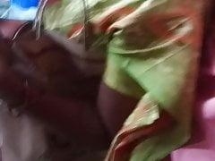 Tamil hot aunty enjoyed..