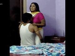 Telugu aunty dangu baga nanu..