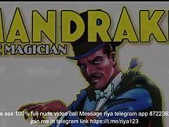 Mandrak Transmitted to..