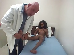 Indian fucked by the doctor.